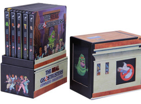 The Real Ghostbusters Complete Collection