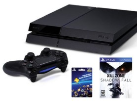 PS4 Killzone Launch Day Bundle