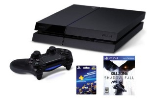 Launch Day PS4 Bundle