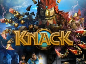 Knack PS4 Console Game